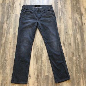 Joe's Jeans The Brixton Slim Fit Gray/Black Jean